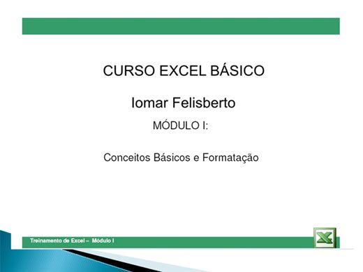 Curso Online de Excel Básico Completo
