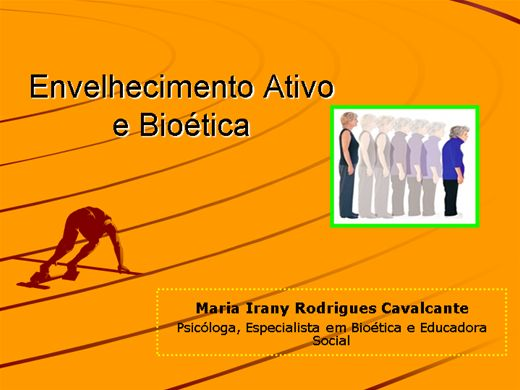 Curso Online de ENVELHECIMENTO ATIVO E BIOÉTICA