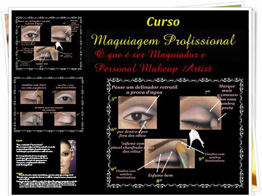 Curso Online de Maquiador Profissional