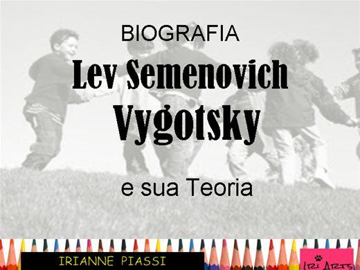 Curso Online de Biografia e Teoria de VYGOTSKY