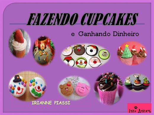 Curso Online de FAZENDO CUPCAKES E GANHANDO DINHEIRO