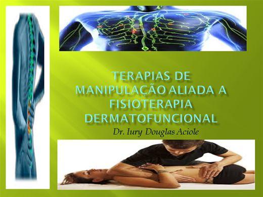 Curso Online de Terapias Manipulativas Aliadas a Fisioterapia Dermatofuncional