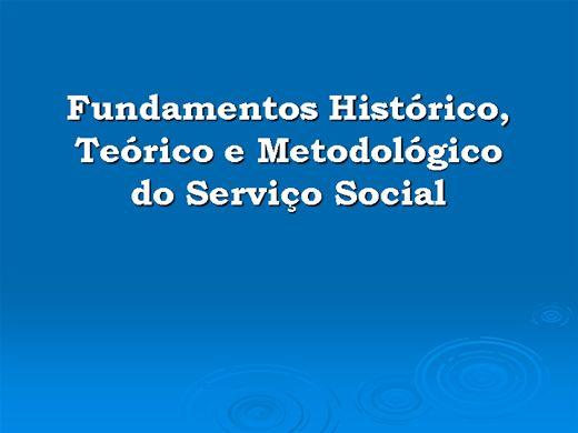 Curso Online de Serviço Social