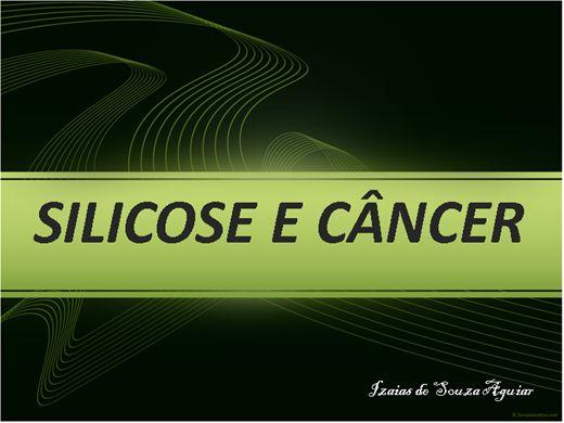 Curso Online de SILICOSE E CÂNCER
