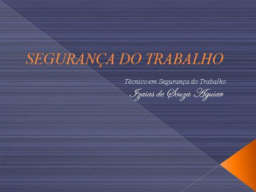 Curso Online de NR 24 INSTALAÇÕES SANITÁRIAS E CONFORTO