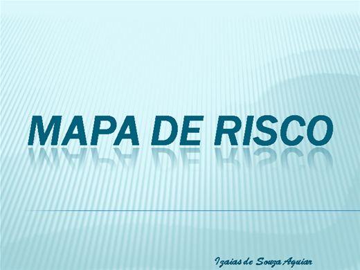 Curso Online de COMO ELABORAR UM MAPA DE RISCO