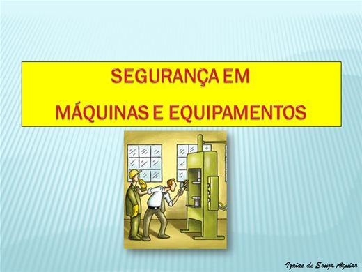 Curso Online de NR 12 - SEGURANÇA NO TRABALHO EM MÁQUINAS E EQUIPAMENTOS (Atualizada)
