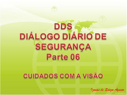 Curso Online de DIÁLOGO DIÁRIO DE SEGURANÇA - PARTE 06