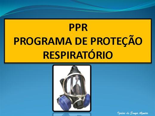 cf95d6a9a3720 Curso Online de PROGRAMA DE PROTEÇÃO RESPIRATÓRIO (Conhecimentos básico)