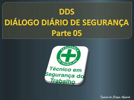 Curso de DIÁLOGO DIÁRIO DE SEGURANÇA - PARTE 05   Buzzero.com 2ed3726a1e