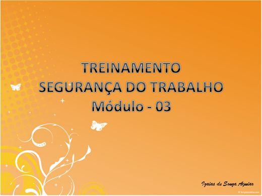 Curso Online de TREINAMENTO INTEGRAÇÃO - PARTE 03