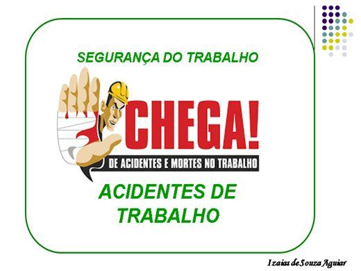 Curso Online de ACIDENTES DO TRABALHO