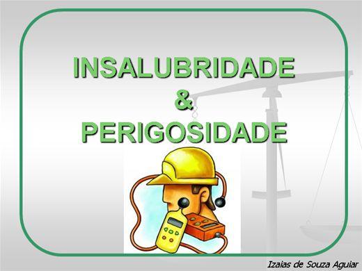 Curso Online de INSALUBRIDADE & PERIGOSIDADE