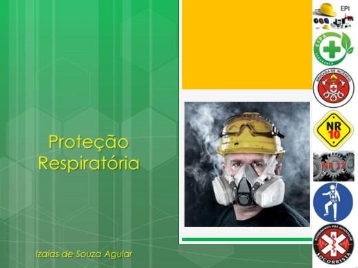 Curso Online de PROTEÇÃO RESPIRATÓRIA ( conforme IN n° 01 MTE 11/04/1994)