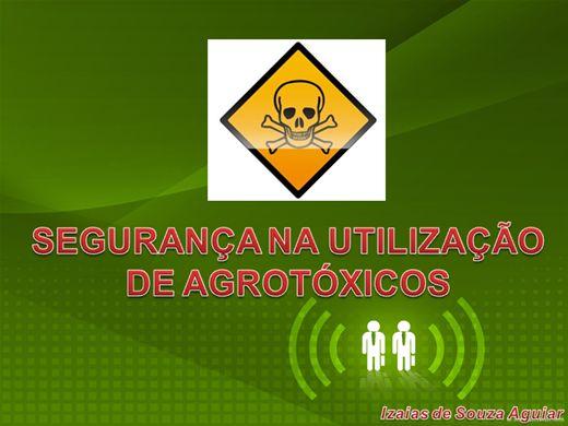 Curso Online de SEGURANÇA NA UTILIZAÇÃO DE AGROTÓXICOS