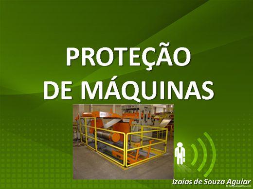 Curso Online de PROTEÇÃO DE MÁQUINAS