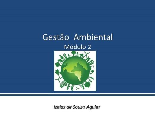 Curso Online de GESTÃO AMBIENTAL - Módulo 02