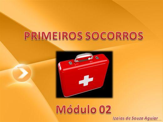 Curso Online de PRIMEIROS SOCORROS - Módulo 02