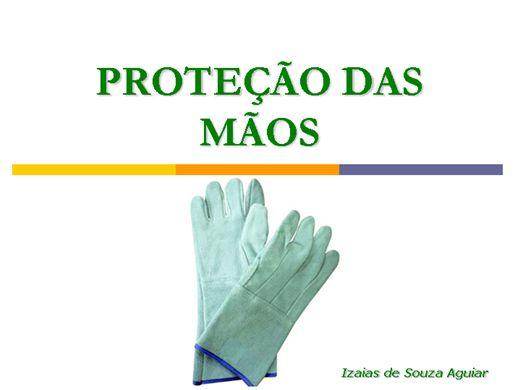Curso Online de PROTEÇÃO DAS MÃOS