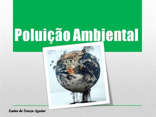 Curso Online de POLUIÇÃO AMBIENTAL