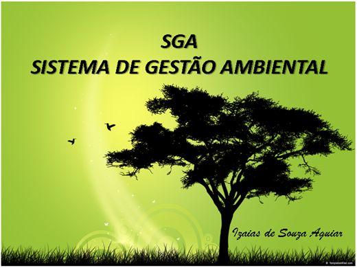Curso Online de SGA - SISTEMA DE GESTÃO AMBIENTAL