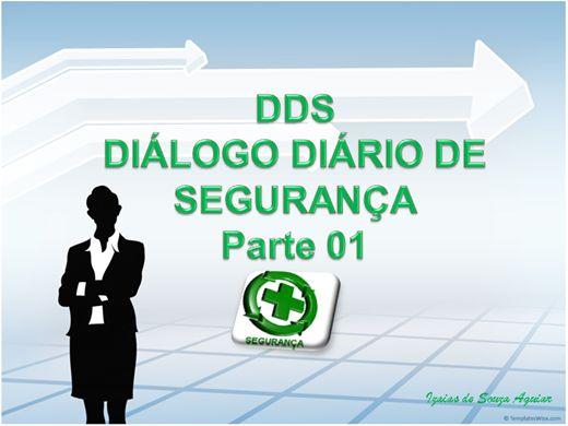 Curso Online de DIÁLOGO DE SEGURANÇA - PARTE 01