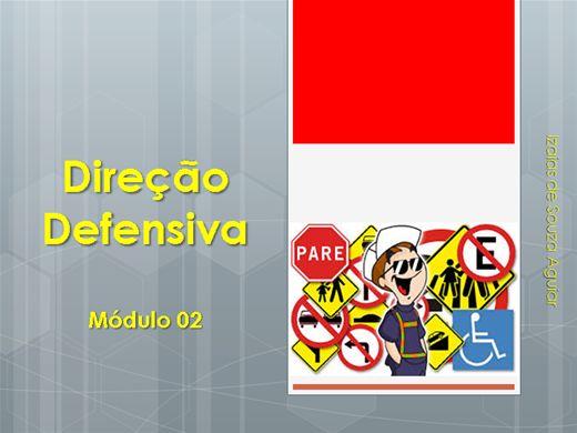 Curso Online de DIREÇÃO DEFENSIVA - Módulo 02