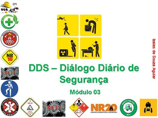 Curso Online de DDS - DIÁLOGO DIÁRIO DE SEGURANÇA - Módulo 03