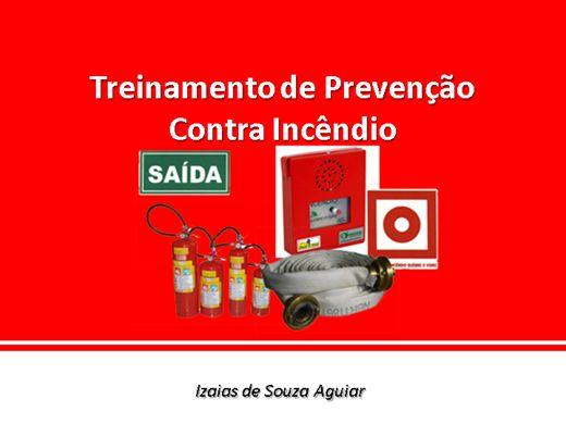 Curso Online de Treinamento de Prevenção  Contra Incêndio