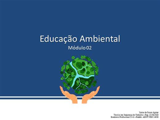 Curso Online de Educação Ambiental - Módulo 02