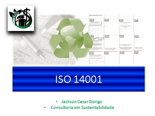 Curso Online de ISO 14001