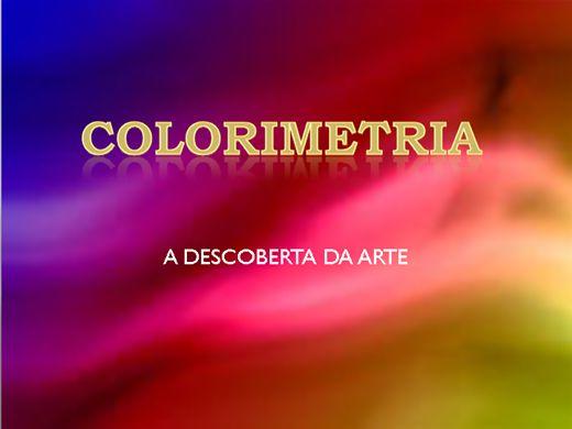 Curso Online de Colorimetria Básica