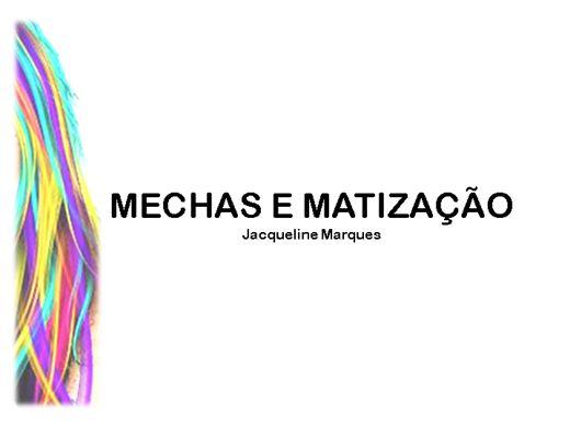 Curso Online de Curso de Mechas e Matização