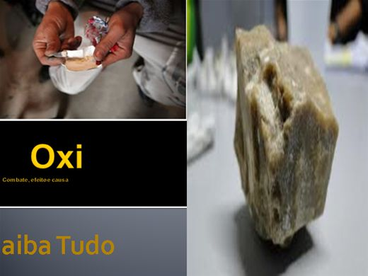 Curso Online de OXI - Causas e efeitos