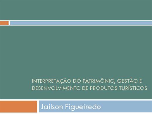 Curso Online de Interpretação, Gestão e desenvolvimento de produtos turísticos