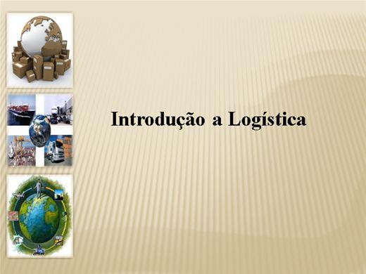 Curso Online de Introdução a Logística