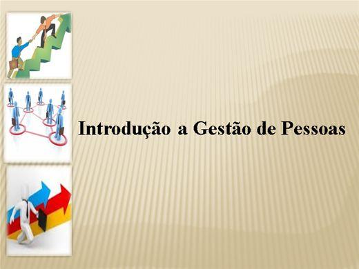 Curso Online de Introdução a Gestão de Pessoas