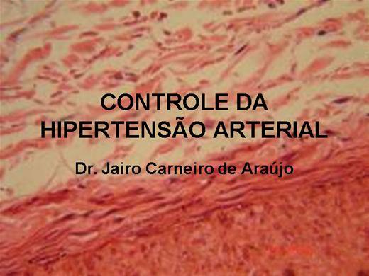 Curso Online de CONTROLE DA HIPERTENSÃO ARTERIAL POR JAIRO CARNEIRO