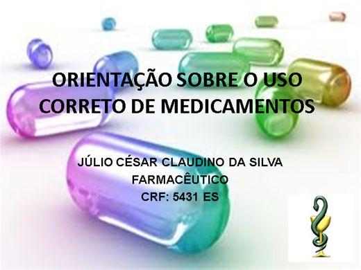 Curso Online de uso correto dos medicamentos