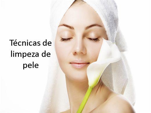 Curso Online de LIMPEZA DE PELE COMPLETA