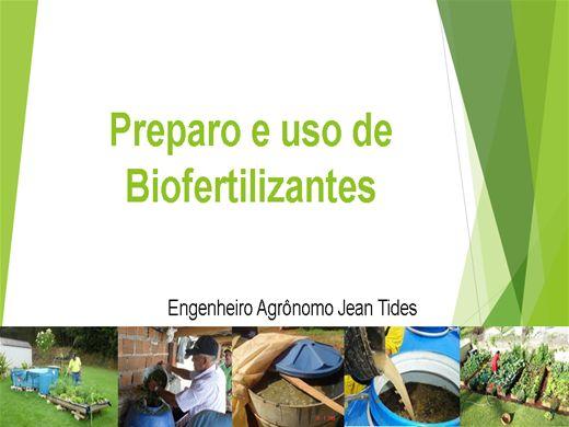 Curso Online de Preparo e uso de Biofertilizantes
