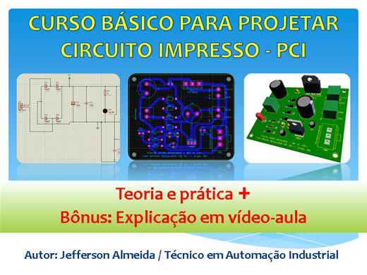 Curso Online de Projetista de circuito impresso - PCI