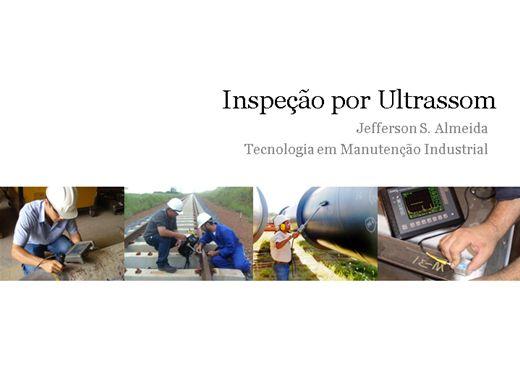 Curso Online de Inspeção por Ultrassom na Indústria