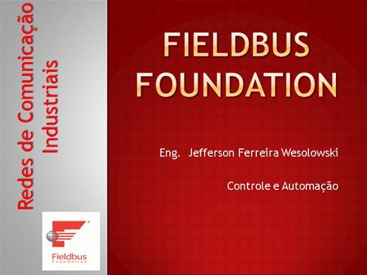 Curso Online de Introdução ao Fieldbus Foundation