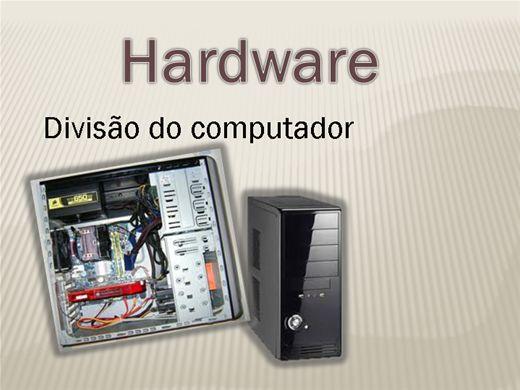 Curso Online de Hardware - Divisão do computador