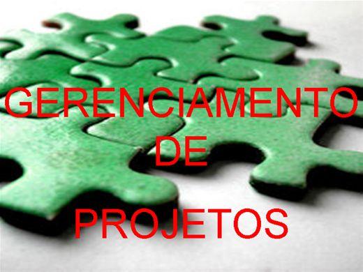 Curso Online de Gerenciamento do Escopo de Projetos