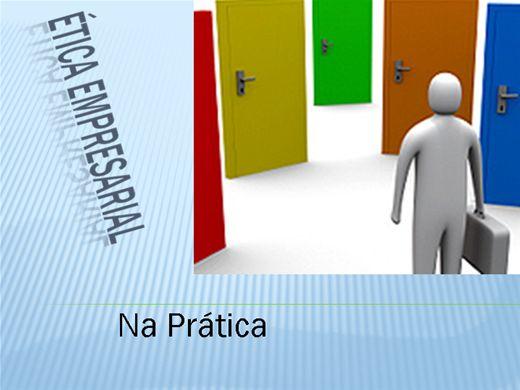 Curso Online de ÉTICA EMPRESARIAL NA PRATICA