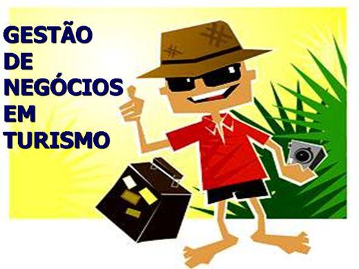 Curso Online de GESTÃO DE NEGÓCIOS EM TURISMO
