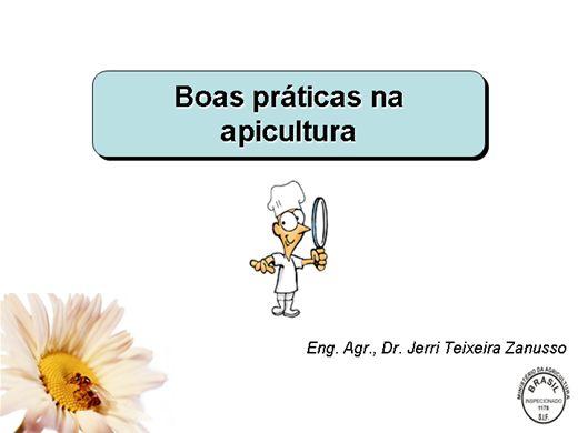 Curso Online de Boas práticas na apicultura