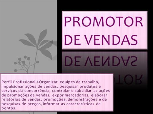 Curso Online de Promotor de Vendas